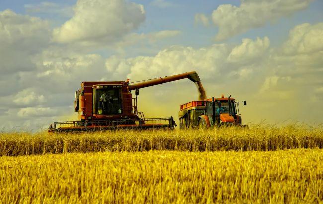 Хід збирання ранніх зернових та зернобобових культур (станом на 13.07.16)