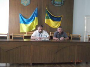 Слов'янськ відкрив низку кущових нарад метою яких э розвиток села та бізнесу у Донеччині