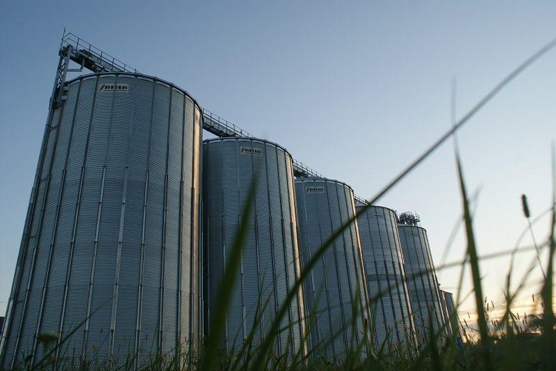 Хід збирання ранніх зернових та зернобобових культур (станом на 01.08.16)