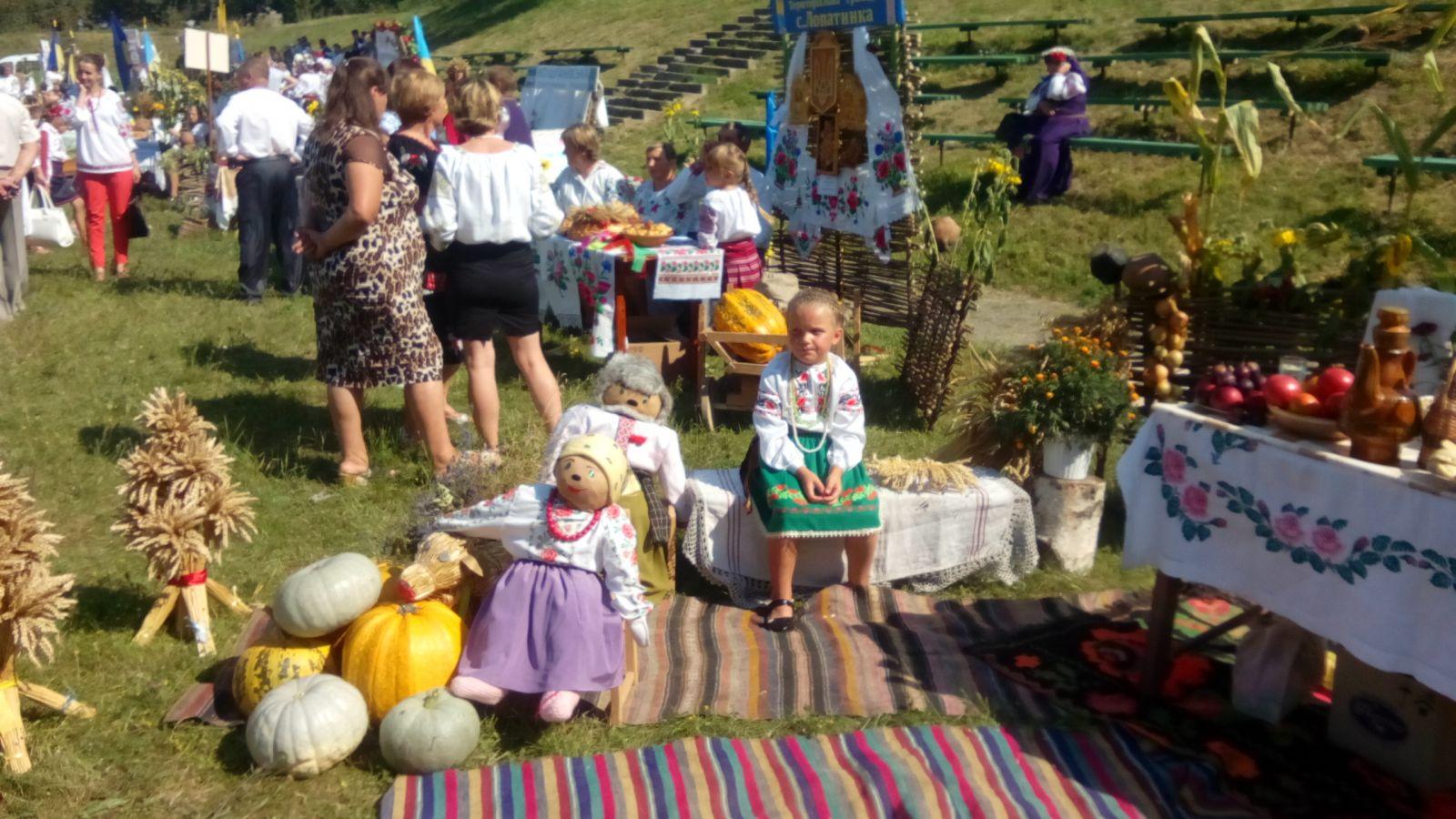 Проведені ярмаркові заходи до Дня Незалежності України