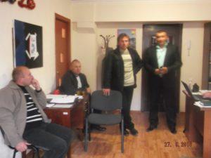 Зустріч з представниками Верхньокам'янської громади