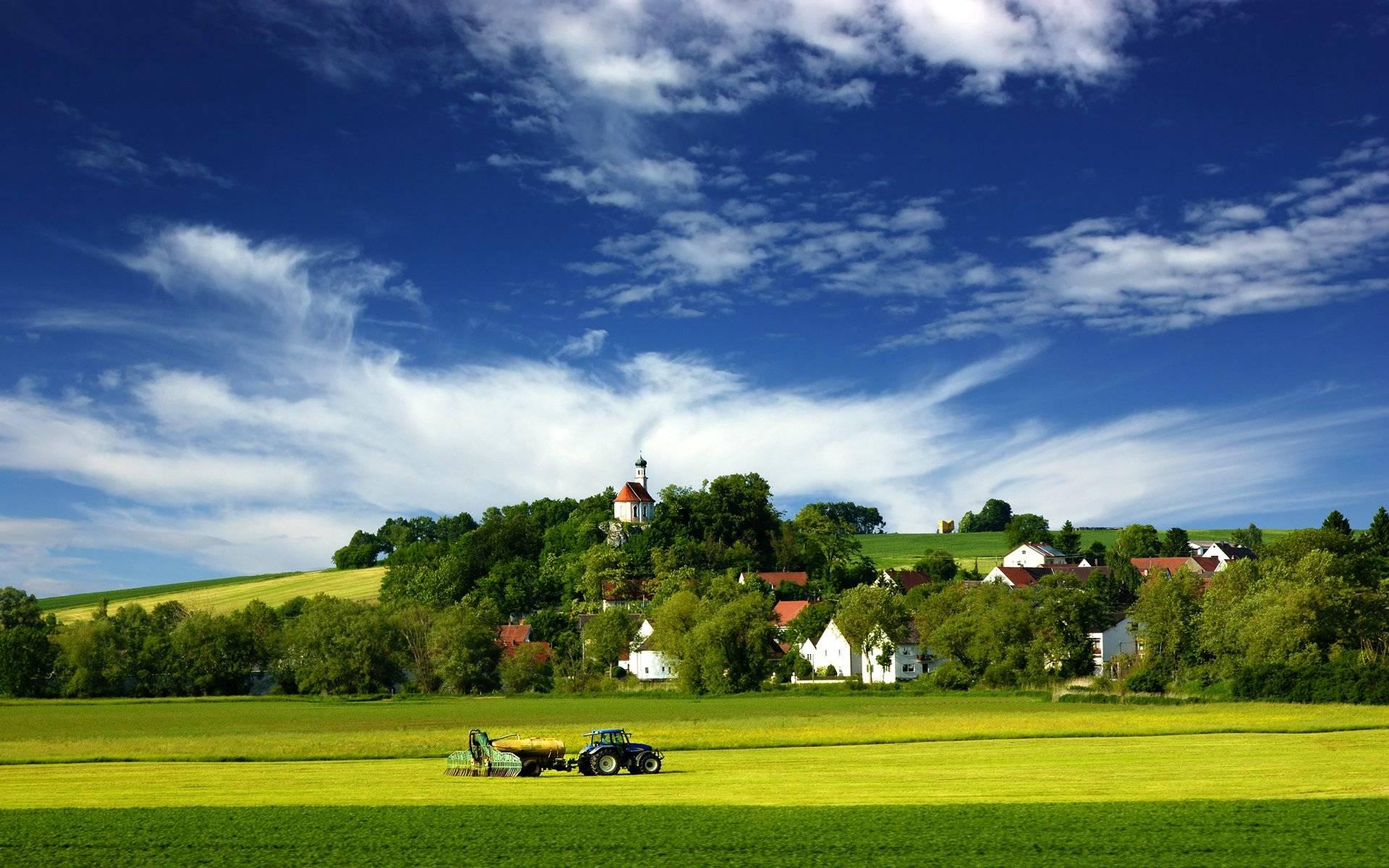 Дев'ять кроків для створення фермерського господарства