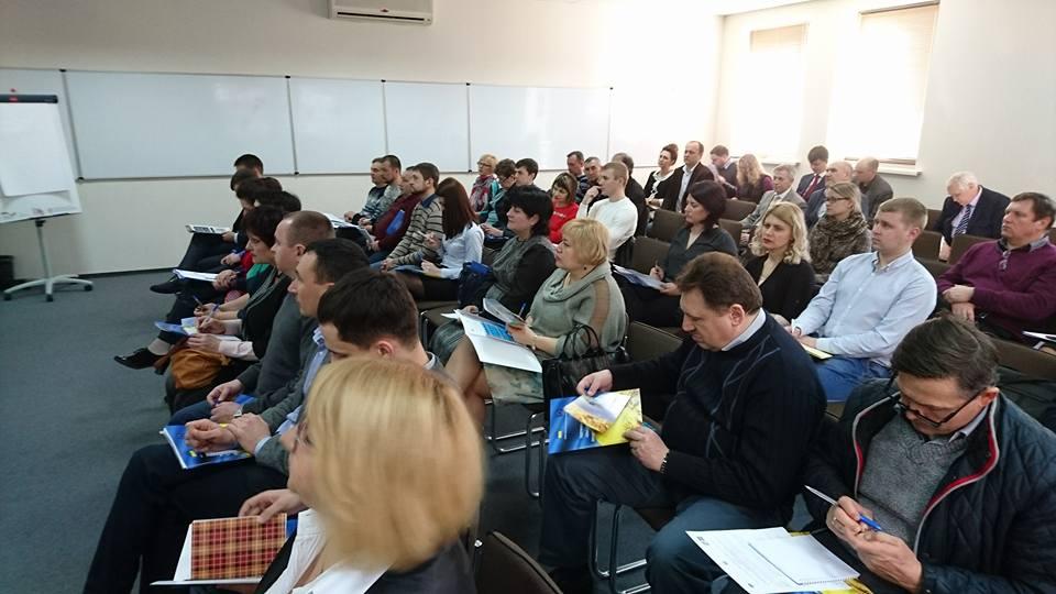 У Дніпрі відбулась дводенна навчально-практична Конференція