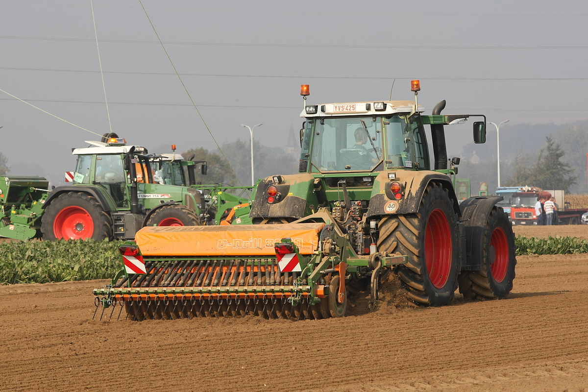 Посівна-2017: Аграрії вже на третину перевищили план з посіву зернобобових