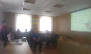 Відбулася зустріч спеціалістів департаменту та управління АПР з представниками малого бізнесу