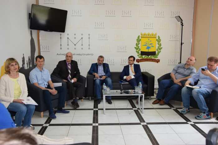 Відбулася публічна дискусія «Інтеграція українських підприємств до європейських ринків: регіональний контекст»