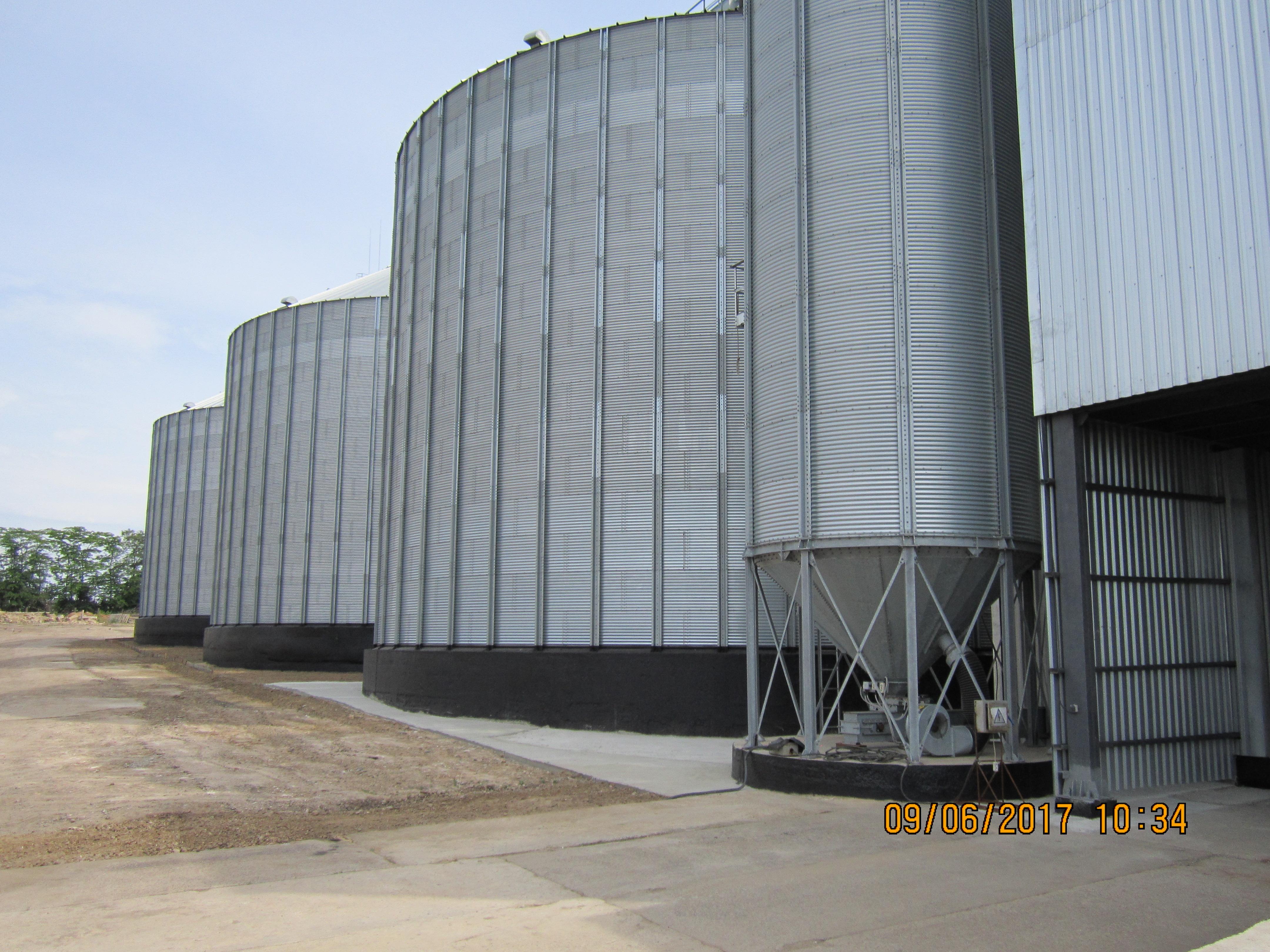 Ціни на зерно, соняшник, кукурудзу (на 09.06.2017)