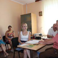 """В рамках проекту """"Український Донецький куркуль"""" в Нікольському районі проведено інформаційну та роз'яснювальну роботу"""