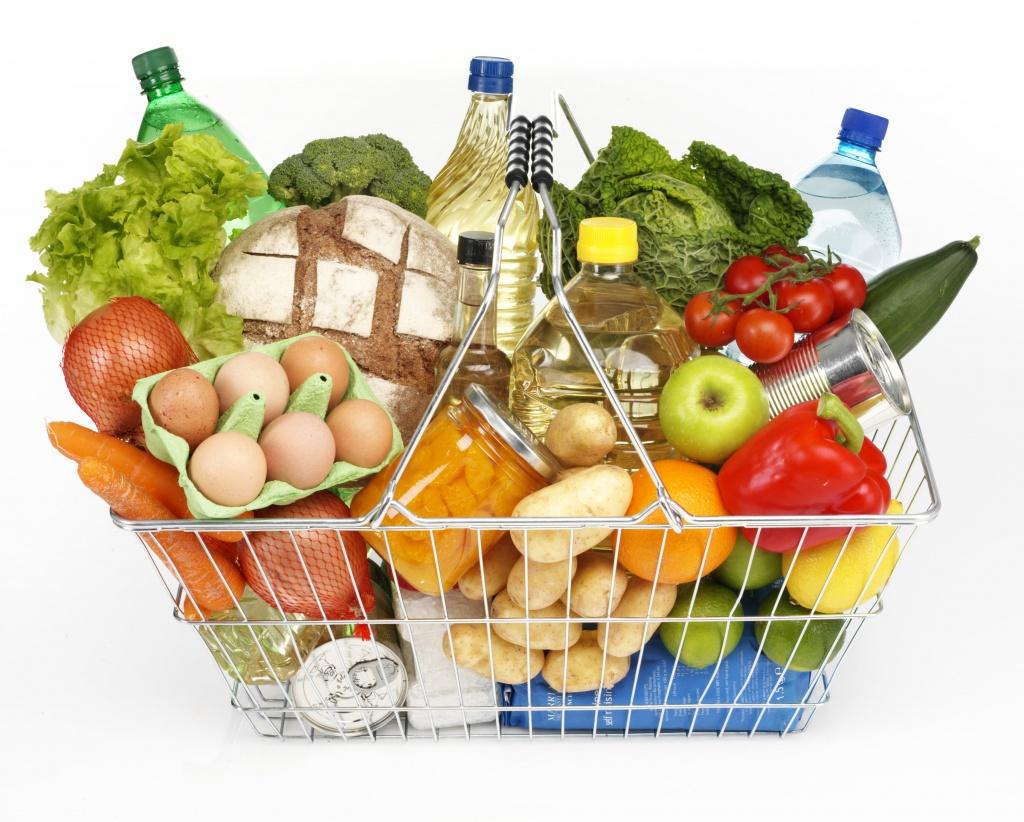 Аналіз середнього рівня роздрібних цін на основні види продовольства станом на 25.07.2017 року