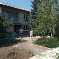 Спеціалісти департаменту здійснили виїздну зустріч до Соледарської ОТГ щодо стану проведення капітального ремонту об'єктів