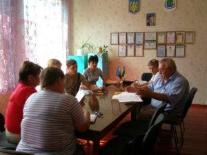Відбулися навчальні зустрічі з мешканцями Олександрівського району