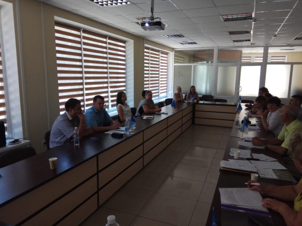 Відбувся семінар-тренінг для підприємців та бажаючих відкрити власну справу