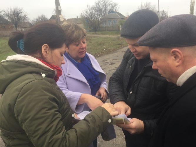 Робоча група здійснила обстеження майбутньої Олександрівської ОТГ
