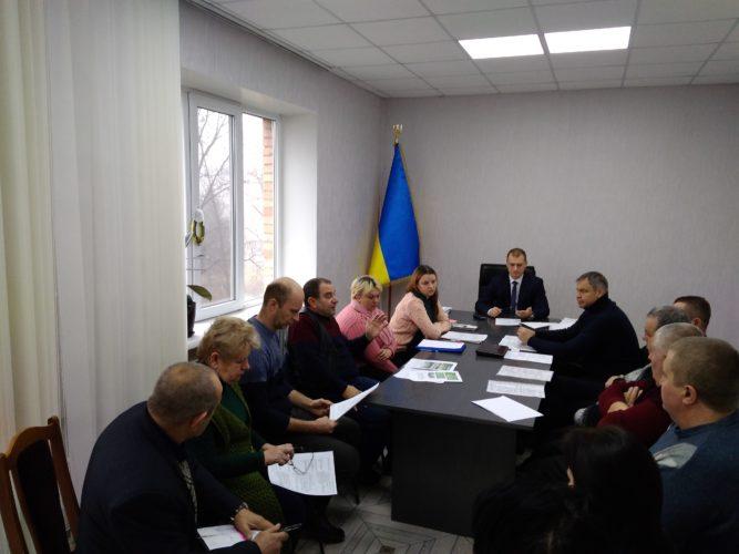 Ведеться плідна робота з розробки Планів розвитку майбутніх Олександрівської ОТГ та Новодонецької ОТГ