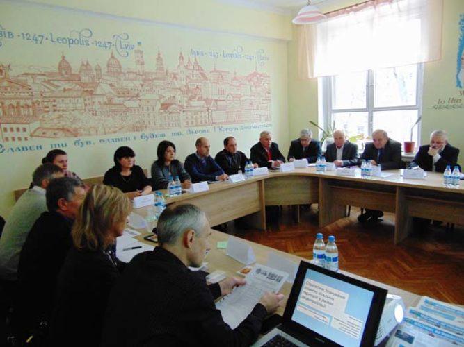 21 грудня працівники департаменту здійснили робочий візит до Львівської області