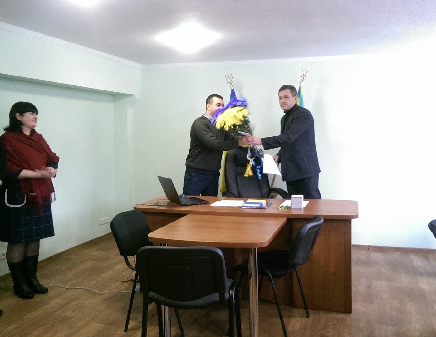 Про призначення директора департаменту