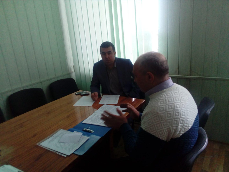 30 січня 2018 року відбувся виїзний прийом громадян у Олександрівському районі