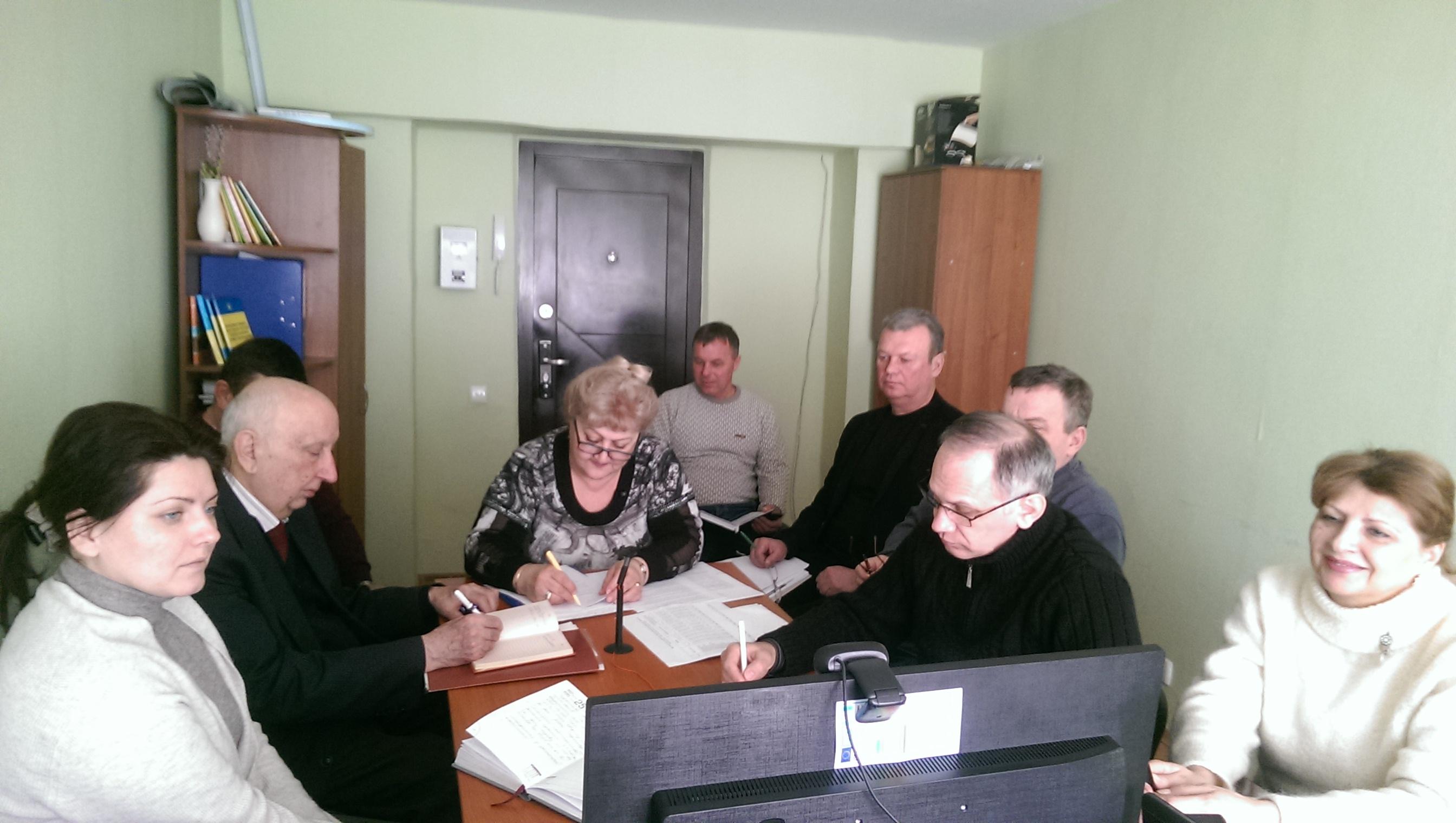 Відбулася перша відеоконференція з Мінгарополітики про підготовку до проведення комплексу весняно-польових робіт