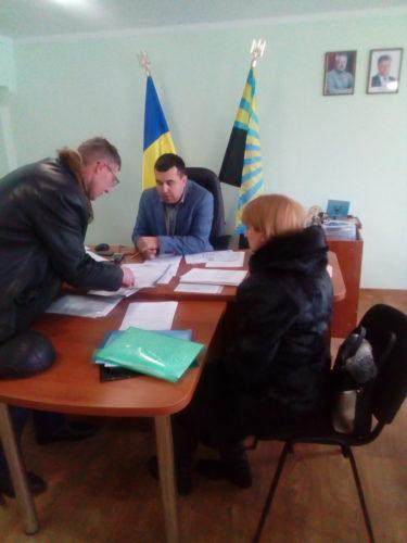 13 лютого 2018 року відбувся прийом громадян  директором департаменту Якименком Іваном Васильовичем