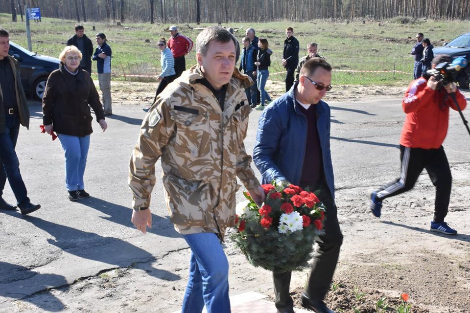 Департамент прийняв участь у Всеукраїнськії Акції «Майбутнє лісу у твоїх руках»