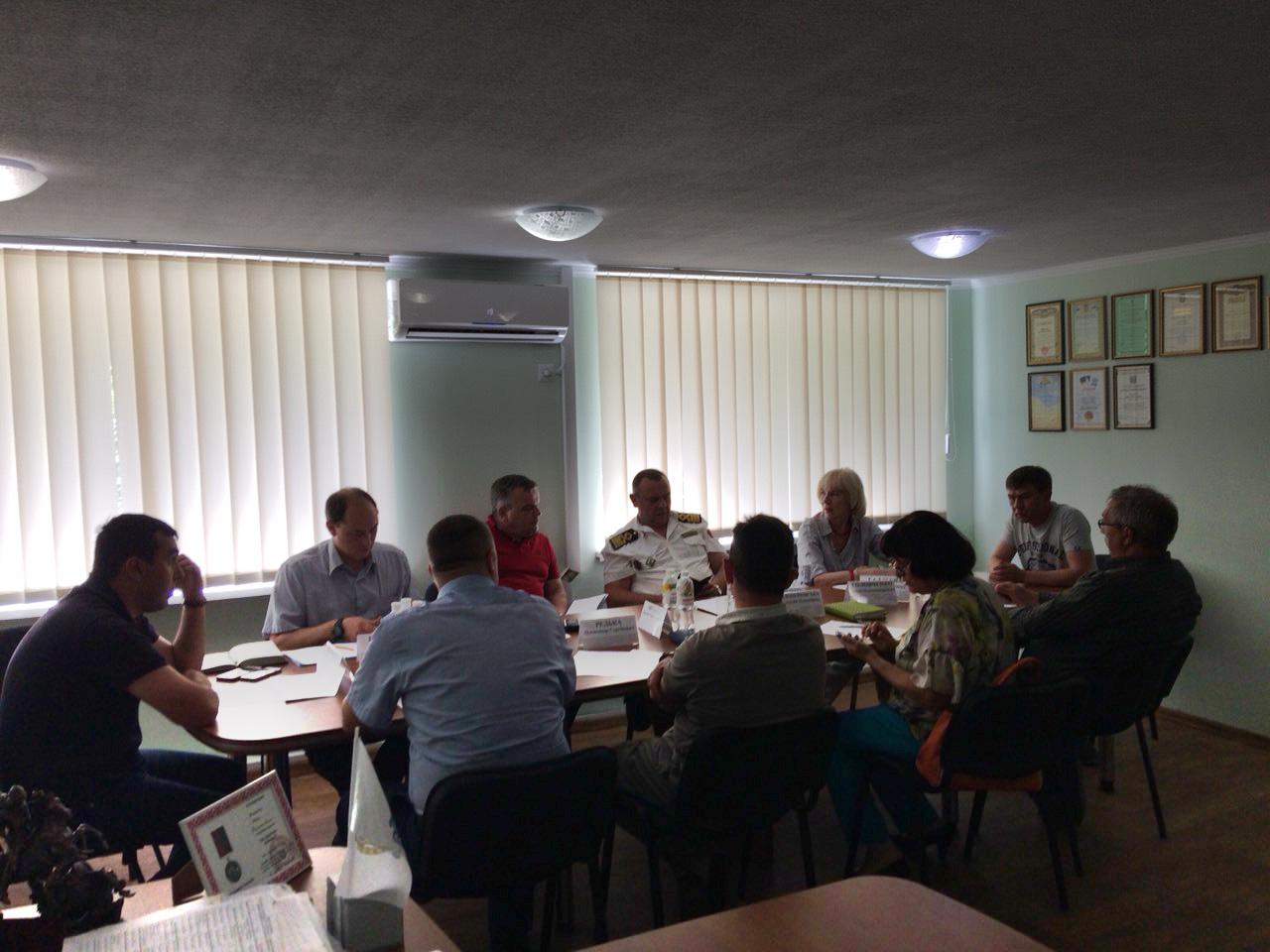 29 травня відбулося засідання обласної комісії