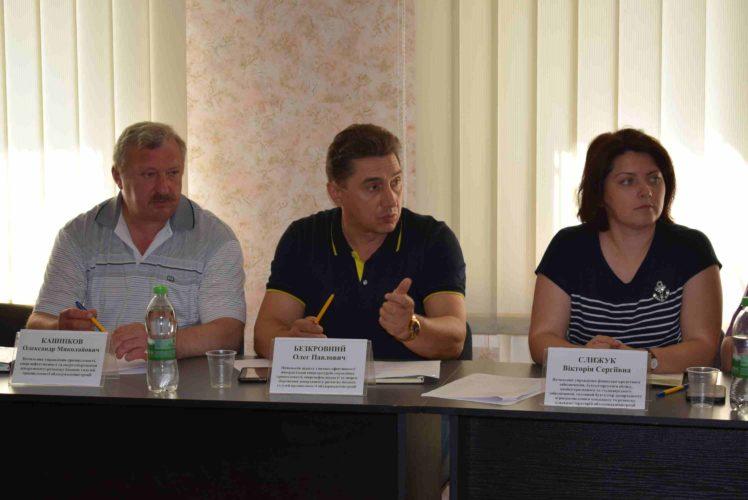 Відбувся виїзне засідання центру розвитку підприємницької діяльності