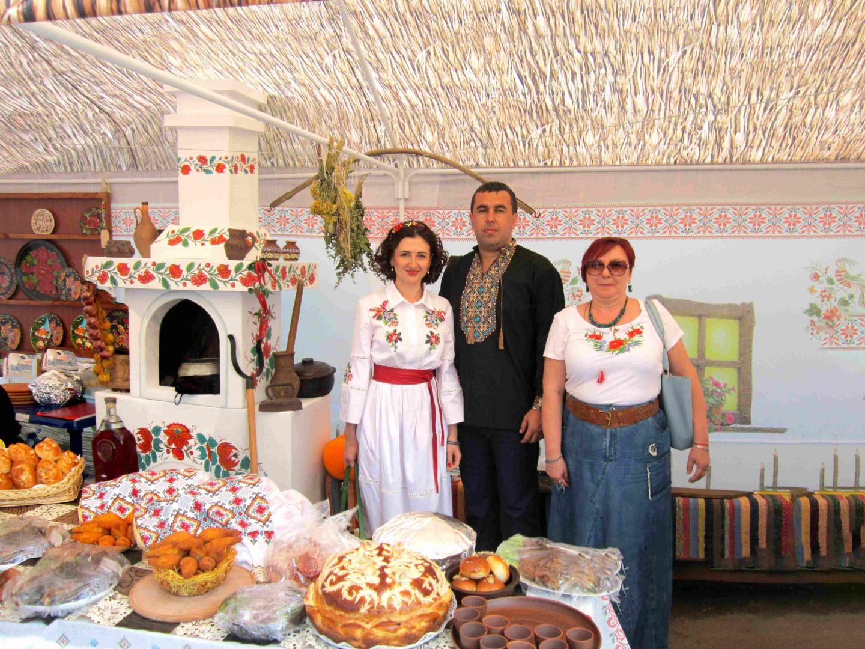 Працівники департаменту відвідали урочисті заходи до Дня Європи