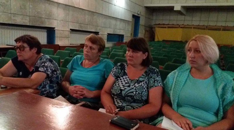 Спеціалісти департаменту провели зустрічі з представниками ОТГ у форматі круглого столу