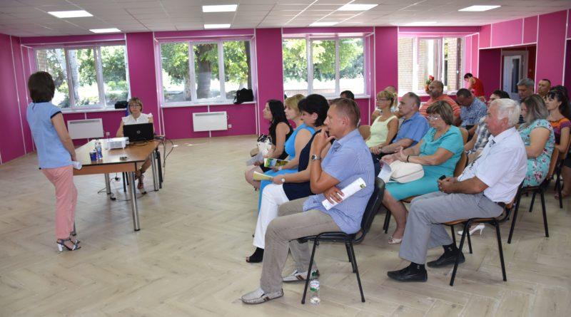 Андріївській ОТГ розповіли як відкрити «власну справу» та вести підприємницьку діяльність в сільській місцевості
