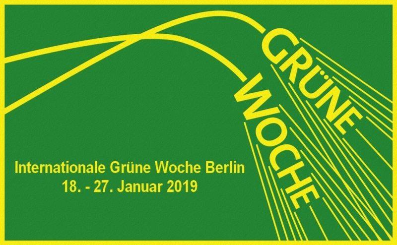 Запрошуємо українських виробників взяти участь у міжнародній виставці «Зелений тиждень» у Берліні