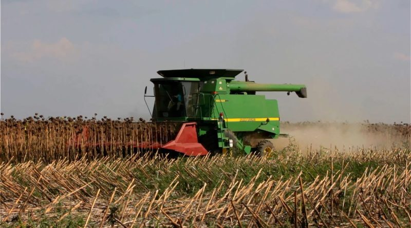Аграрії Донеччини звітують про завершення осіннього комплексу польових робіт та збирання врожаю сільськогосподарських культур у 2018 році