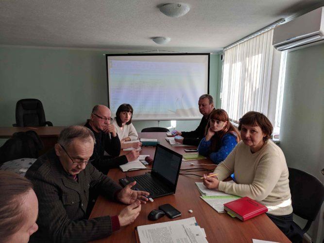 Семінар-навчання з підготовки Зведеного плану розвитку АПК Донецької області на 2019 рік
