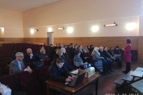 Департамент прийняв участь у семінарі «Прімавера» - «Формування ідей інтегрованих бізнес проектів сталого розвитку території громади»