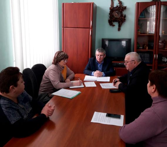 Виїзний прийом громадян в Олександрівці