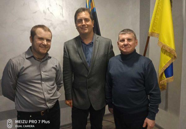 Презентація проекту USAID «Економічна підтримка східної України»