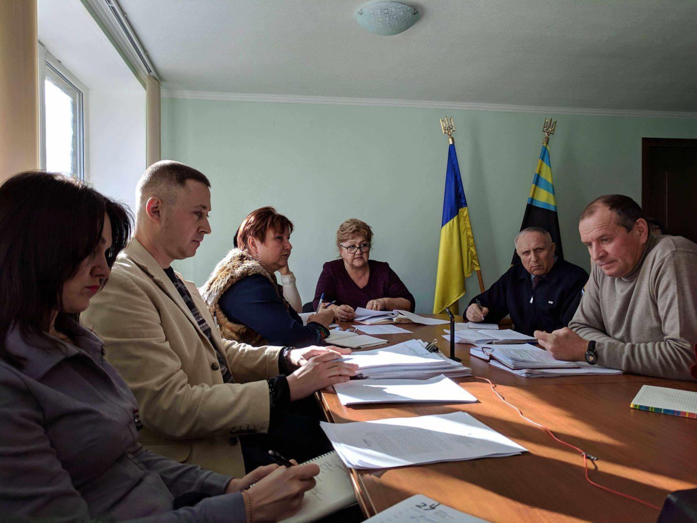 Проведено засідання територіальних спеціалізованих служб