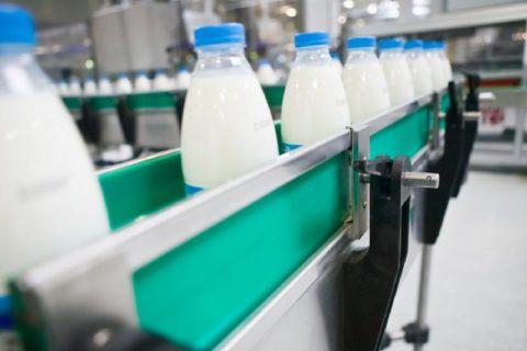 Загальна вага реалізації молока Донецької області в 2018 році