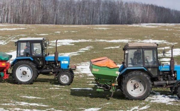 Волноваський район повідомив про хід проведення весняно-польових робіт в сільгосппідприємствах