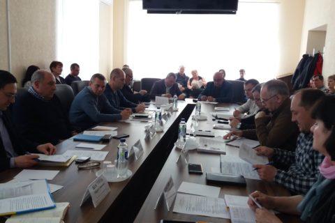 Відбувся круглий стіл про стан розвитку галузі садівництва. Проблеми і перспективи