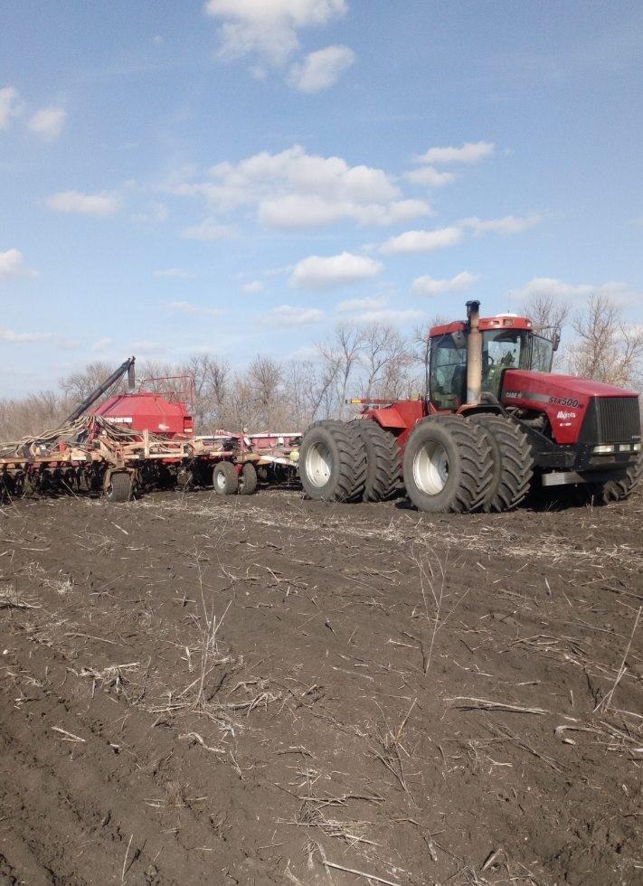 Мар'їнський район повідомив про хід проведення весняно-польових робіт в сільгосппідприємствах станом на 11.04.2019 року
