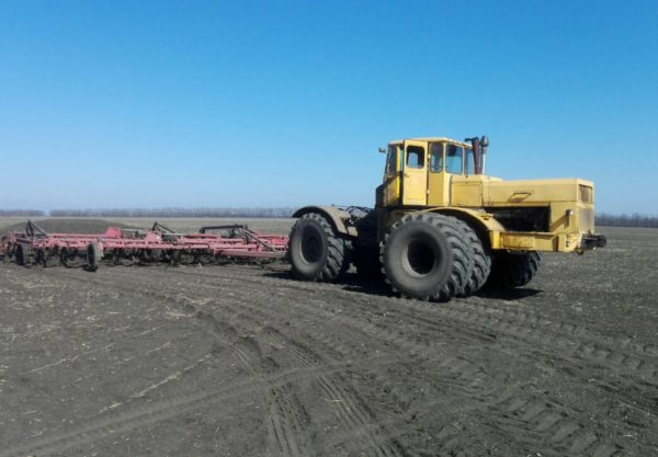 Мар'їнський район повідомив про хід проведення весняно-польових робіт в сільгосппідприємствах станом на 21.03.2019 року