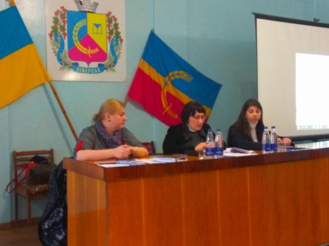 Відбувся семінар з земельних питань в Миколаївській та Сіверській ОТГ