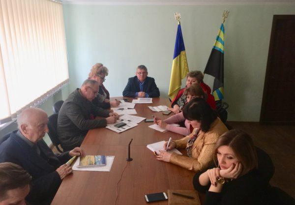 Відеоконференція з питань проведення комплексу весняно-польових робіт та програм державної підтримки у 2019 році
