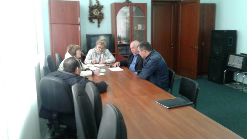 Виїзний прийом громадян в Олександрівській райдержадміністрації