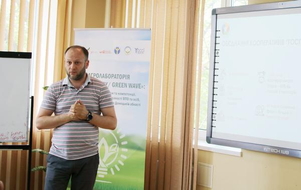 Актуальні питання аграрного сектору обговорили на засіданні галузевого комітету Донецької ТПП