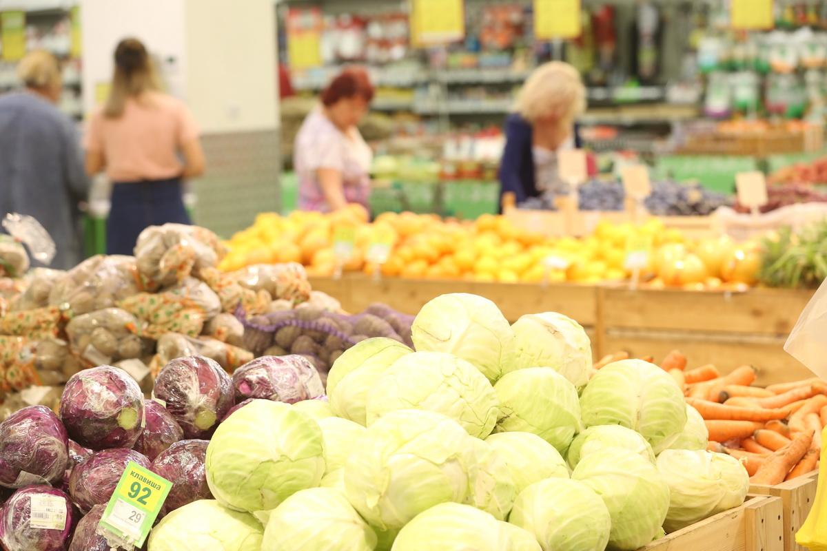 Аналіз середнього рівня роздрібних цін на основні види продовольства станом на 28.05.2019