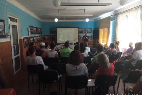 Департамент прийняв участь в обласному тренінгу-практикуму «Рекомендації з розвитку туризму або сільської гостинності. З чого почати?»