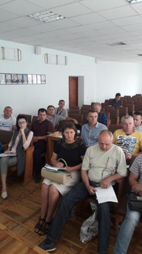 Спеціалісти департаменту взяли участь у тренінгу: «Матковивідна справа у бджільництві»