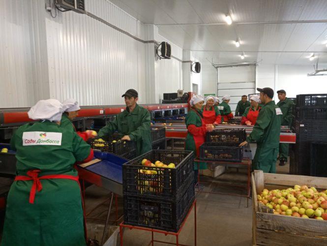 Спеціалісти департаменту спільно з делегацією Данської Ради у справах біженців  здійснили виїзд до Лиманської ОТГ
