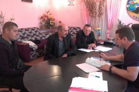 Було проведено виїзний прийом громадян у Олександрівській ОТГ